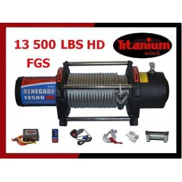Naviják RENEGADE 13500 lbs FGS HD